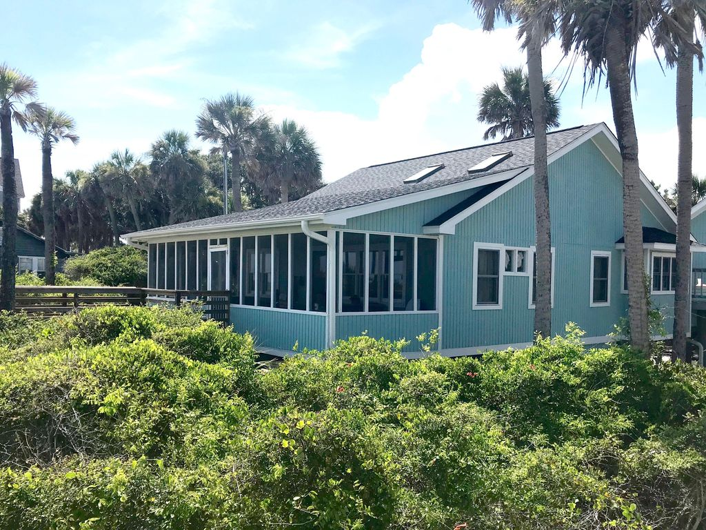 Imponente Casa Di Fronte Alloceano : Casa di fronte all oceano a folly beach ca homeaway