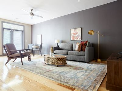 Photo for Sonder | Pearl District | Bright 2BR + Balcony