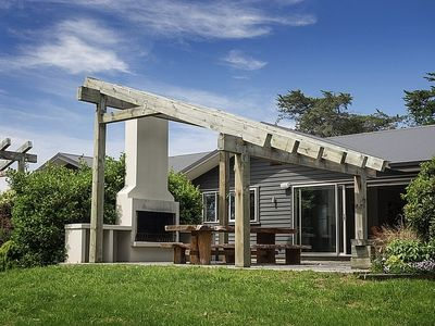 Photo for Mokomoko Lodge - Martinborough Holiday Home