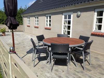 Photo for Sillerslev/Øster Assels. Lovely holiday house. 300m. to island's best beach