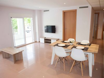 Photo for Salou Center. Royal Building. Apartment for 6 people.