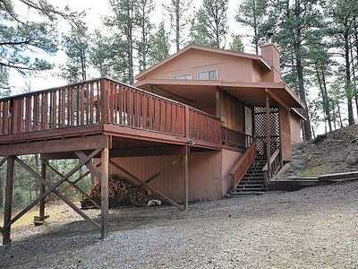 Photo for Beckham Hill Cabin w/ Private Deck & Hot Tub