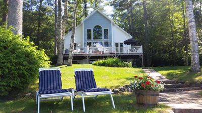 Photo for Lake Winnipesaukee Waterfront Cottage - ONLY on VRBO!