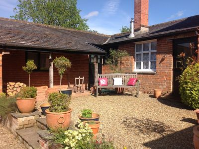 Photo for A Perfect Country Hideaway For Two In The Heart Of Beautiful Suffolk