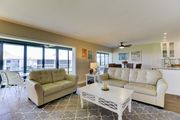 Sunset South 2D: Completely Updated Condo with Exceptional Decor on the Gulf!