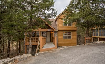 Photo for Mayberry Lodge-2 bedroom, 2 bath pet friendly lodge at StoneBridge Resort