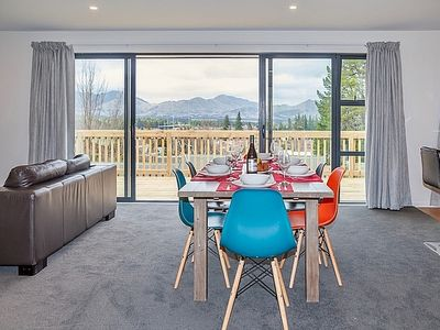 Photo for Lofty Quarters  - Hanmer Springs Holiday Home