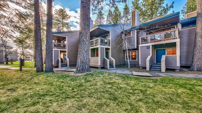 Photo for Updated, Instagram-Worthy townhome steps from Lake Tahoe