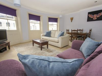 Photo for Chesham Place: 1 bedroom, sleeps 4, sea view, WiFi