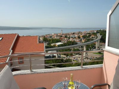 Photo for Apartment Crikvenica for 3 - 4 persons with 1 bedroom - Apartment