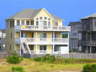 Photo for Discover this Oceanfront Treasure-Pool, HotTub, Pier Passes, GameRm, DogFriendly