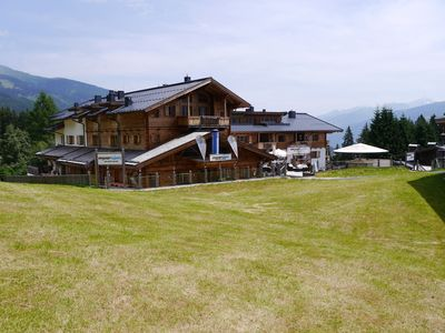 Photo for Ski in ski out apartment for 2 directly on the slopes in the ski resort Kitzbühel Kirchberg