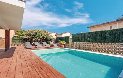 Photo for CAN PINEMAR - COSTA BARCELONA. PRIVATE POOL AND NEAR TO THE BEACH. WIFI