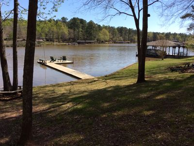 Year Round Vacation Rental Lake Home