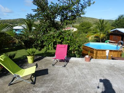 Photo for F2 in private property near the most beautiful beaches south of Martinique