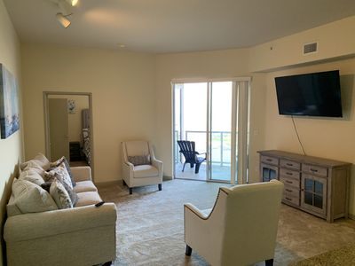 Photo for LUXURY CONDO ON OCEAN BLVD - OCEAN VIEW & PRIVACY !!