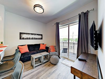 Photo for New Listing! 2 Luxe Units: Prime Locale w/ Parking, Walk to Centennial Park