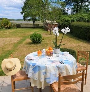 Photo for 4BR House Vacation Rental in Locoal-Mendon, Bretagne