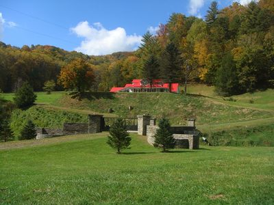 Photo for 42 acres with Dramatic Mtn. Views...Close to Appalachian Trail