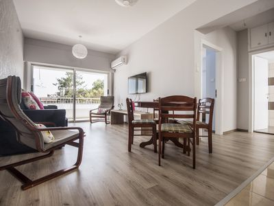 Photo for 1BR Apartment Vacation Rental in Larnaca, Larnaca
