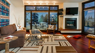 Photo for Perfectly sited condo in downtown Jackson, urban living in Jackson Hole