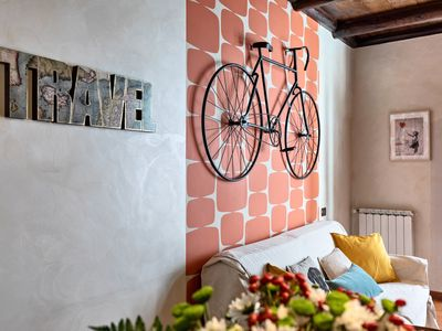 Photo for Chancellery Apartment in Navona