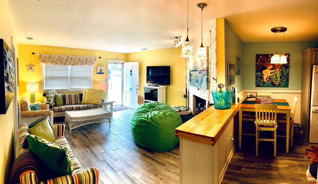Dog Friendly North End Cottage Oceanside Of Atlantic 270 Steps To Beach