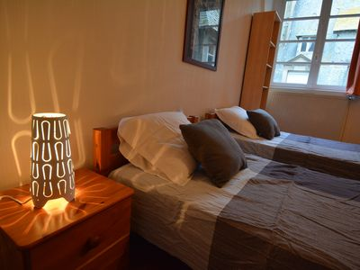 Photo for Apartment located in Saint-Malo in the heart of the corsair city