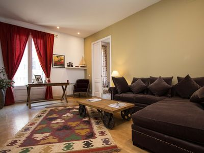Photo for DELUXE THREE BEDROOMS APARTMENT