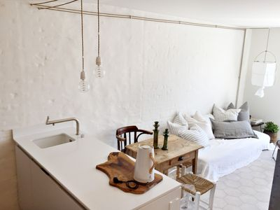 Photo for Above the rooftops of Nice in the heart of the trendy Le Petit Marais district
