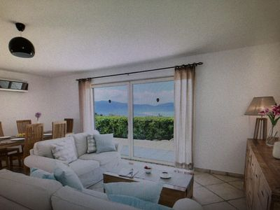 Photo for Villa with sea view and private pool
