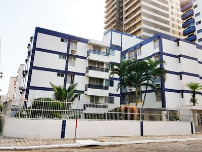 Photo for Apartment Canto do Forte 100m from the beach!