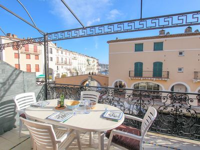 Photo for Duplex flat 4/6 persons Port Grimaud