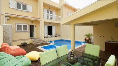 Photo for PROMOTION-JUNE 22-29 / BEACH HOUSE WITH PRIVATE SWIMMING POOL / 100 € DAY