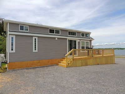 Photo for 1BR Mobile Home Vacation Rental in Cape Vincent, New York