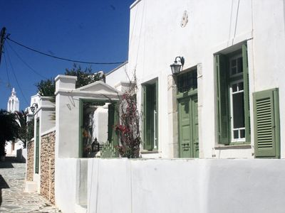 Photo for Traditional House Located In The Area Of the Medieval Castro in Chora Village