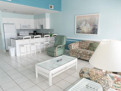 Photo for Southwind B7  Two Bedroom Condo Near the Beach