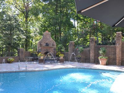 Photo for Annapolis Private, Serene 3 Bedroom House With Pool