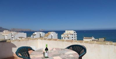 Photo for OLD quarter of ALTEA . 2 Bdrs Apartment TOPZELA  GREAT views, near all amenities