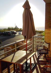 Photo for Modern villa, fully equipped, 10 minutes from the beach and overlooking the sea