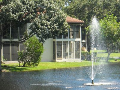 Photo for GREAT DEAL! TWO COMFY 2BR/2BA APARTMENTS, POOL, TENNIS, BBQ/CLOSE TO ATTRACTIONS