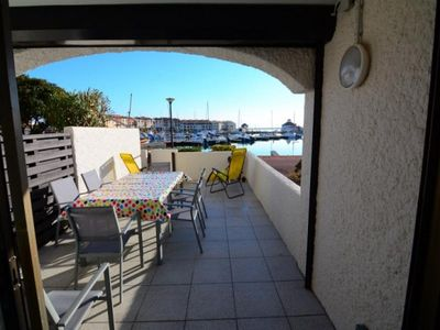 Photo for Apartment Port Barcarès, 2 rooms, 4 persons