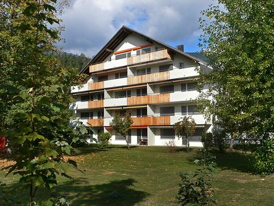 Photo for Apartment 270 m from the center of Laax with Lift, Parking, Internet, Washing machine (48939)