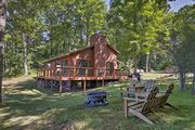 New! Hayward Cabin with Lake Access on 1.7 Acres!