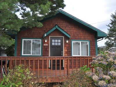 Photo for Hot Tub, 2 Blocks to Beach, Internet, Apple TV, Clean, Kids and Pet friendly