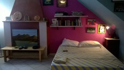 Photo for APARTMENT AT THE HISTORICAL CENTER TWO PASSA FROM TERRACINA AND SABAUDIA