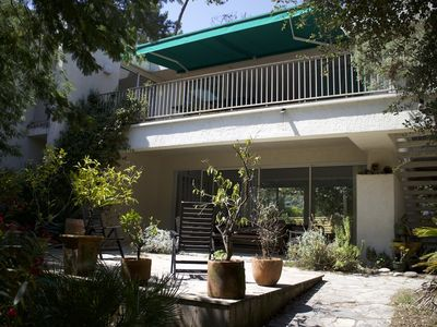 Photo for Large 7 Bedroom Villa 300m Walk from Vigne Beach - 14 pers