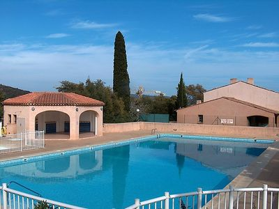 Photo for 2 bedroom Villa, sleeps 4 in Cavalaire-sur-Mer with Pool and WiFi