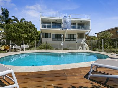 Photo for Ocean Views, pet friendly and only a short walk to the beach