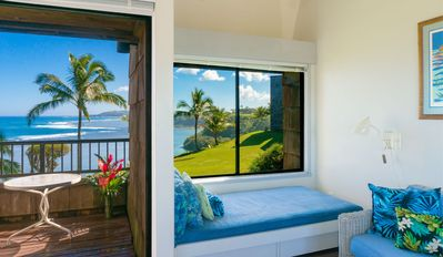Photo for Sealodge E6-Beautifully remodeled 2br/2a condo,incredible view up the Anini reef!